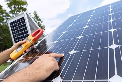 Instalador placas fotovoltaicas