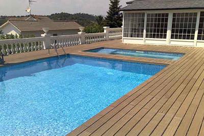 Mantenimiento y climatización de piscinas